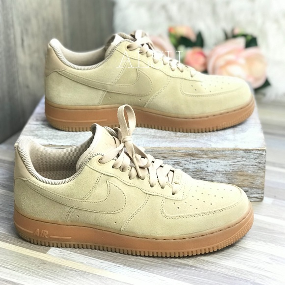 finest selection 69700 10c1b NWT Nike Air Force 1 07 SE Suede Mushrooms🍄 W